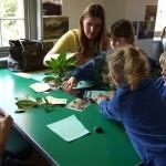 Hazel Class' trip to Gainsborough House